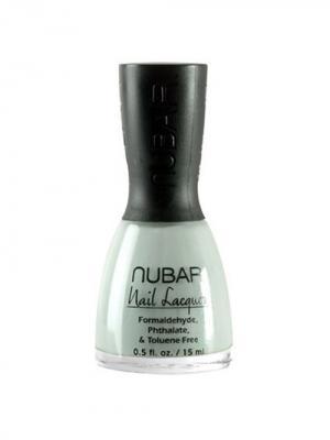 Профессиональный лак La Bell Nubar. Цвет: белый