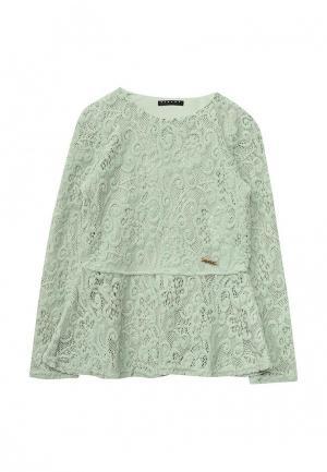 Блуза Sisley. Цвет: мятный