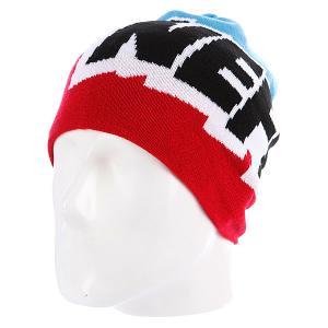 Шапка носок  Cartoon Red/White/Blue Neff. Цвет: белый,красный,синий