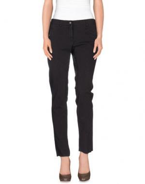 Повседневные брюки ALLEGRI A-TECH. Цвет: темно-коричневый