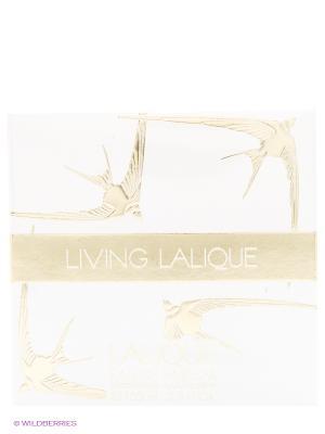 LIVING LALIQUE EDP 100ML. Цвет: прозрачный