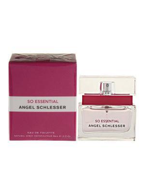 Essential So lady, Туалетная вода, 30 мл Angel Schlesser. Цвет: розовый