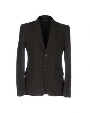 Пиджак MARC JACOBS. Цвет: темно-зеленый