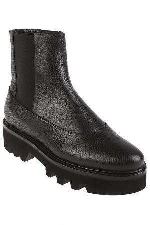 Ботинки Walter Steiger. Цвет: черный