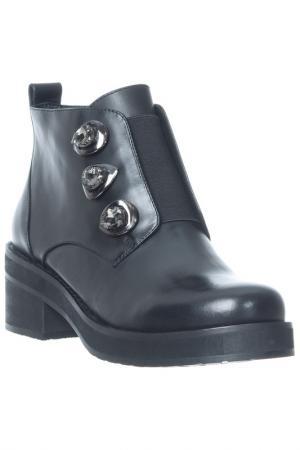 Ботинки Barachini. Цвет: черный