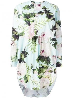 Shirt dress Antonio Marras. Цвет: зелёный