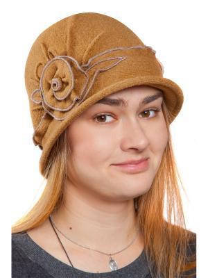 Шляпа женская Мона Three S. Цвет: светло-коричневый