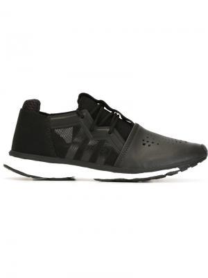 Классические кроссовки Y-3. Цвет: чёрный