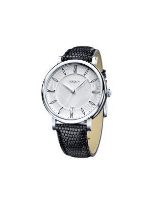 Часы ювелирные коллекция Enigma SOKOLOV. Цвет: черный, белый
