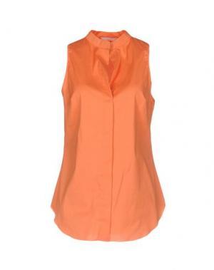 Топ без рукавов CARLA G.. Цвет: оранжевый