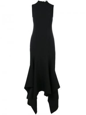Платье Klara Solace. Цвет: чёрный