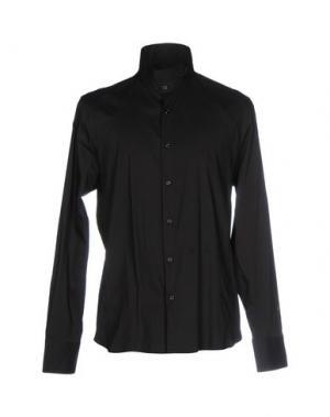 Pубашка FUTURO. Цвет: черный