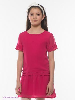 Платье Appaman. Цвет: малиновый