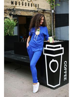 Костюм Fashion.Love.Story.. Цвет: синий