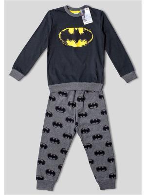 Пижама Extreme Intimo. Цвет: серый