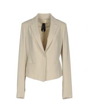 Пиджак TOY G.. Цвет: светло-серый