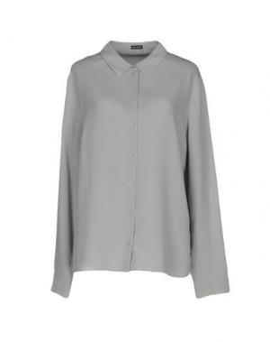 Pубашка IRIS VAN HERPEN. Цвет: светло-серый