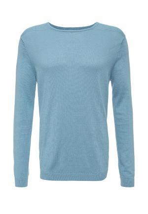 Джемпер Burton Menswear London. Цвет: голубой