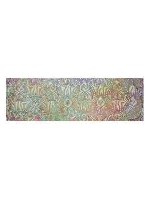 Палантин Eleganzza. Цвет: терракотовый, салатовый, фиолетовый