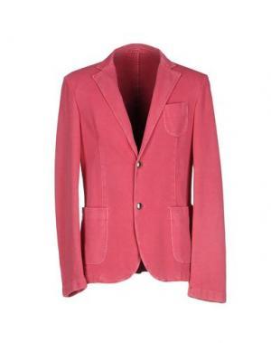 Пиджак FRADI. Цвет: коралловый