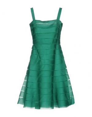 Короткое платье CAILAN'D. Цвет: зеленый