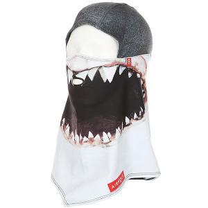Баклава  Balaclava Hinge Drytech Shark Airhole. Цвет: мультиколор