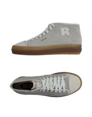 Низкие кеды и кроссовки RUCO LINE. Цвет: светло-серый