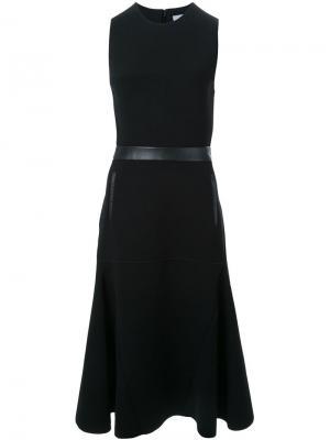 Платье-карго Dion Lee. Цвет: чёрный