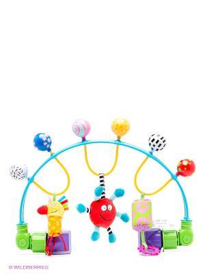 Игрушка Гибкая дуга TAF TOYS. Цвет: голубой