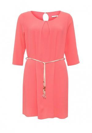 Платье Perfect J. Цвет: коралловый
