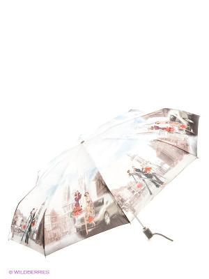 Зонт Zest. Цвет: светло-серый