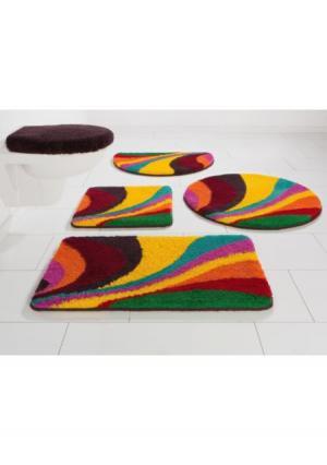 Коврик для ванной Welle BRUNO BANANI. Цвет: разноцветный