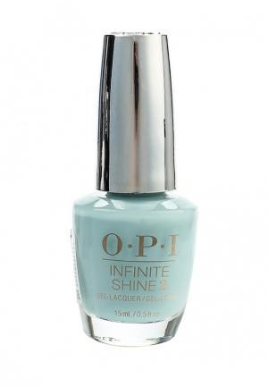 Лак для ногтей O.P.I. Цвет: голубой