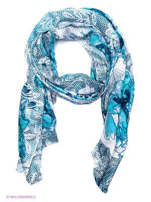 Платок Eleganzza. Цвет: голубой