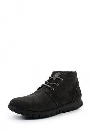 Ботинки Floktar. Цвет: серый