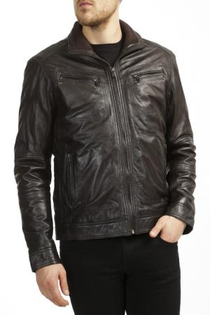 Куртка Otto Kern. Цвет: коричневый