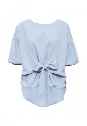 Блуза Be In. Цвет: фиолетовый