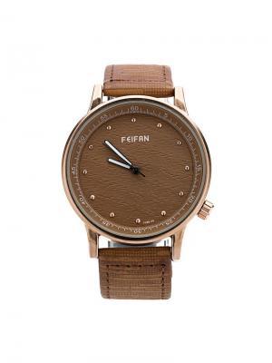 Часы наручные Feifan. Серия Dune Feifan. Цвет: бежевый