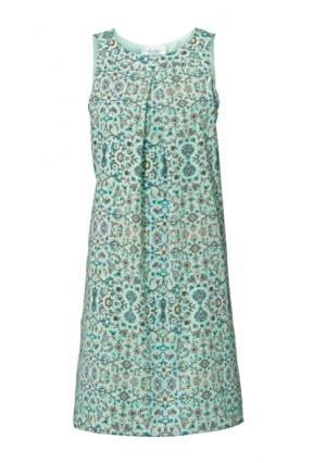 Платье LINEA TESINI by Heine. Цвет: нежно-зеленый