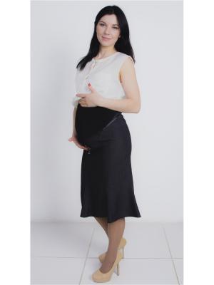 Юбка для беременных годе МАМАРАДА
