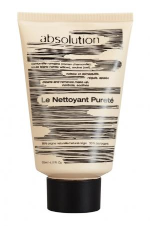 Очищающий гель для лица Le Nettoyant Purete 125ml Absolution. Цвет: multicolor