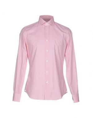 Pубашка MASTAI FERRETTI. Цвет: красный