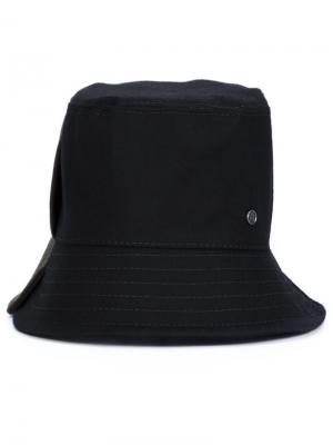 X Mackintosh hat Maison Michel. Цвет: чёрный