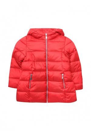 Куртка утепленная Blukids. Цвет: красный