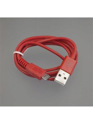 Usb кабель Pro Legend micro Usb,  красный, 1м. Цвет: красный
