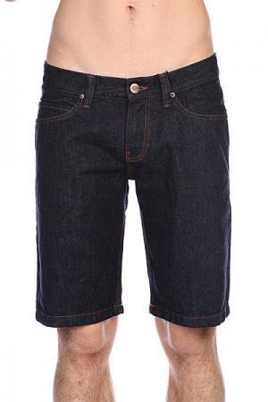 Шорты джинсовые  472 Shorts Rinsed Dickies. Цвет: синий