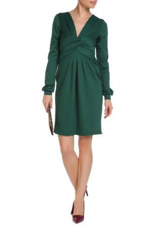 Платье Majaly. Цвет: зеленый