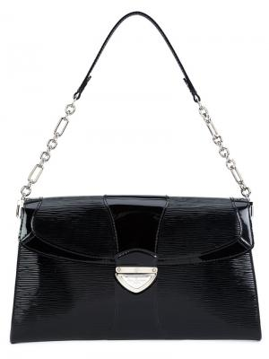 Сумка на плечо Iena Louis Vuitton Vintage. Цвет: чёрный