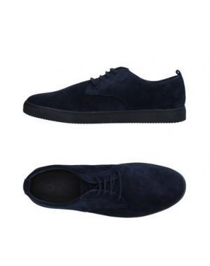 Обувь на шнурках CLAE. Цвет: темно-синий