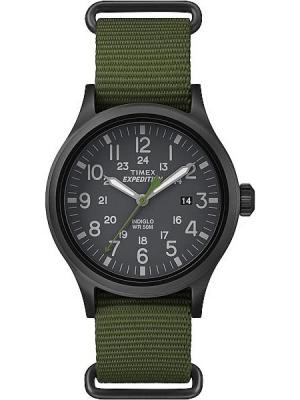 Часы TIMEX. Цвет: темно-серый